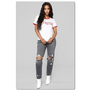 👖High Rise Jeans